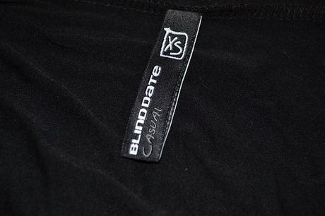 Čierne bolerko so striebornými kamienkami XS, 34