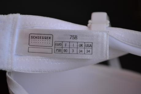 Korzetová podprsenka - Schiesser vrátane poštovnéh, 75B