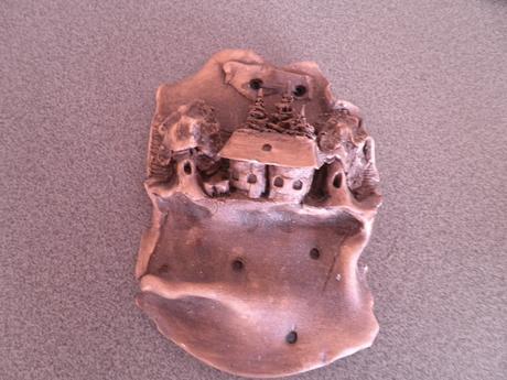 obrazok z keramiky,
