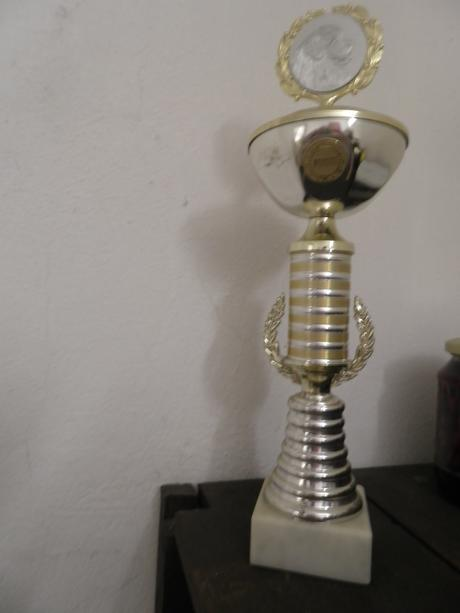 víťazný pohár,