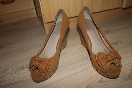 Dámske letné topánky, 40