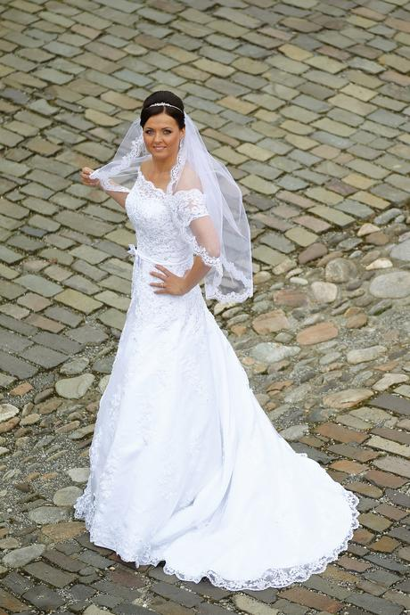 Romantické svadobné šaty, 38