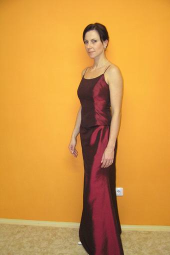 společenské šaty, 36