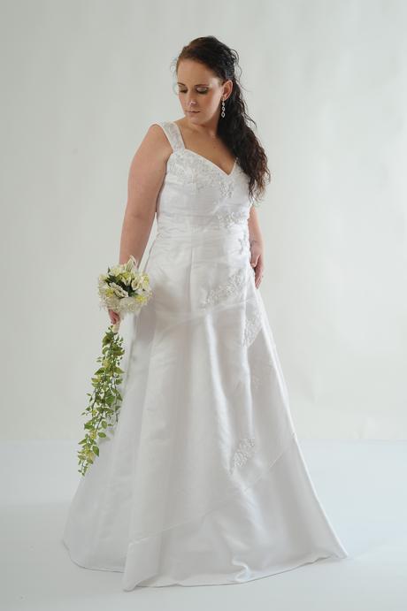 Svatební šaty č.55, 48