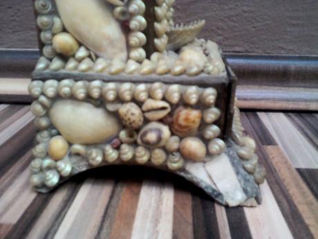 Jaskyňa z mušlí,