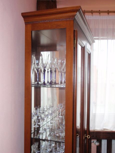vitrína,