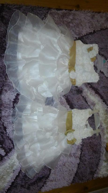 šaty 116 a druhe 92, 116