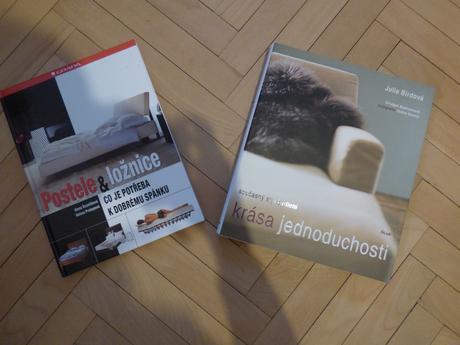 Knihy o bydlení,