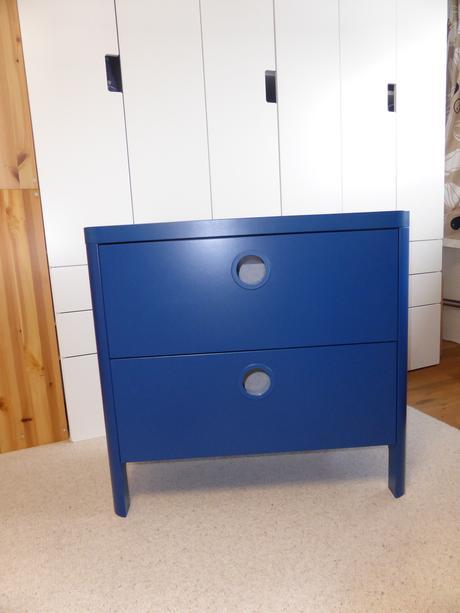Komoda pro děti BUSUNGE Ikea - 80x75x40 cm,