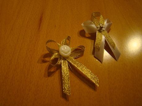 Svadobné pierko zlaté so smajlíkom,