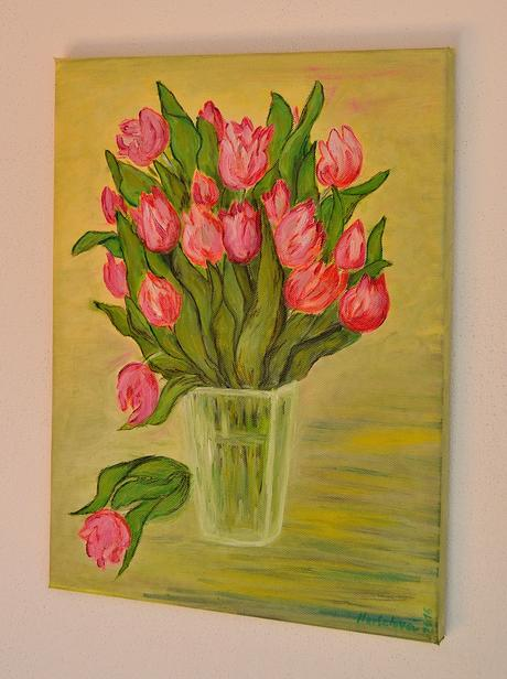 Kytica tulipánov,