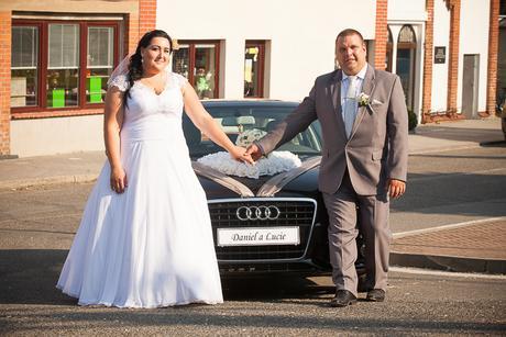 Svatební šaty pro baculky , 50