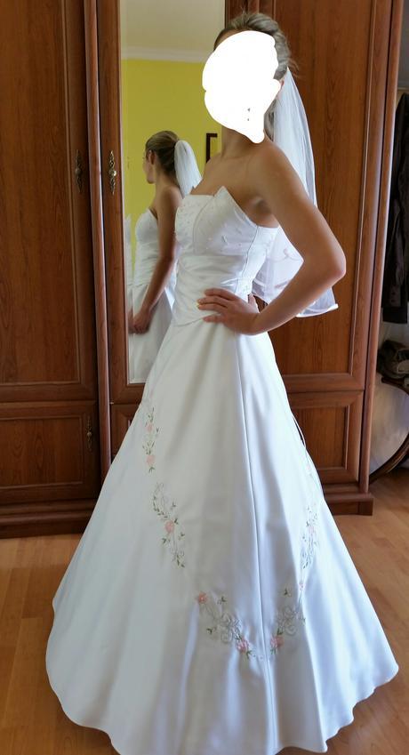 vintage svadobné šaty, 36