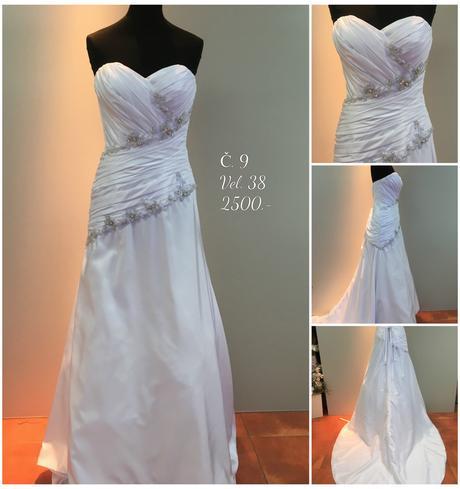 Svatební šaty č. 9, 38