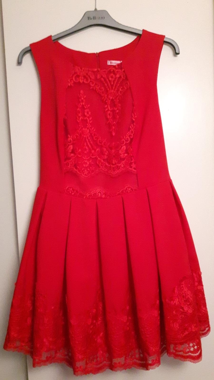 c31f950cd5dc Šaty na redový tanec