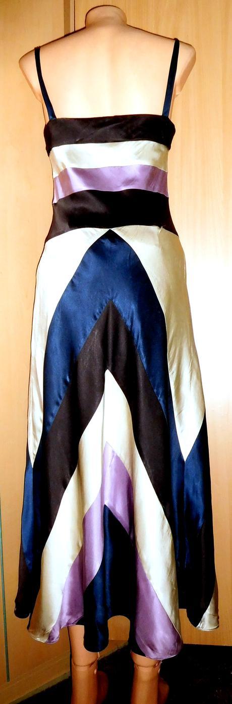 atraktivní saténové šaty 38- COAST, 38
