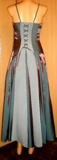 atraktivní společenské šaty 36, 36