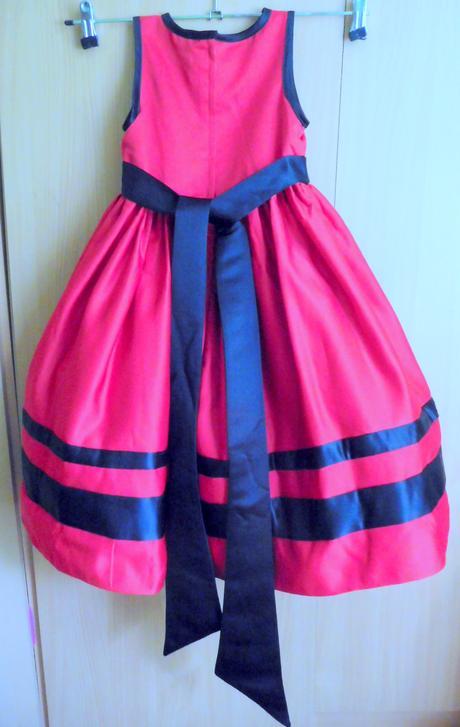 dívčí společenské šaty 80, 80