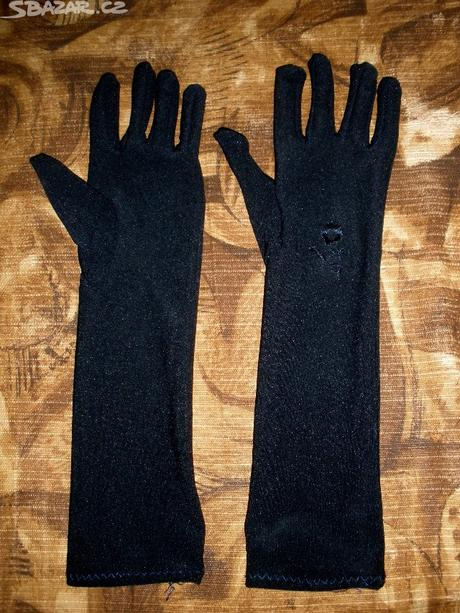 společenské rukavice-TAKKO,