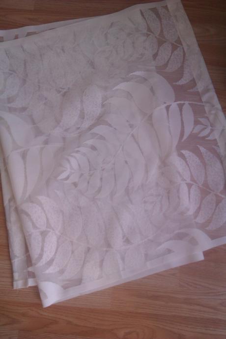 záclona - panel 2kusy,