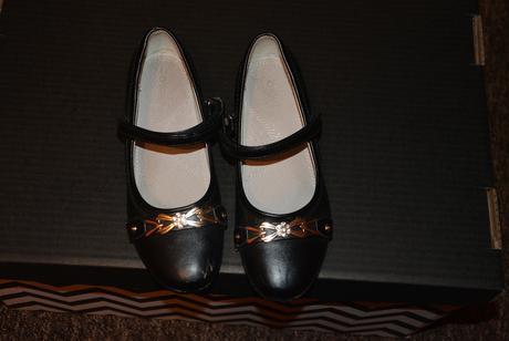 Dievčenske spoločenské topánky, 34