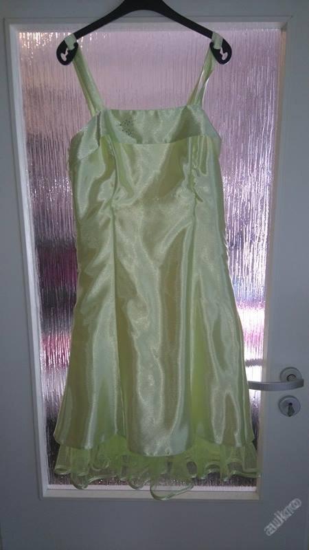 Plesové šaty , 40