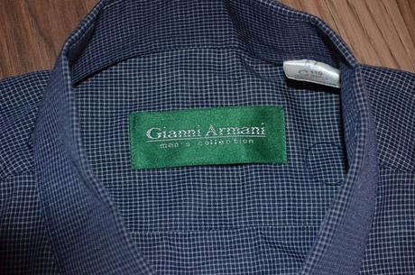 Nenosená košeľa Gianni Armani - 42, 42