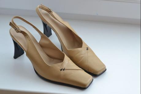Hnedé topánky, 38