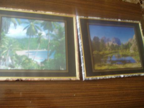2 obrázky za dobru cenu,