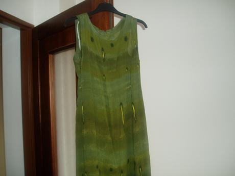 prekrásne zelené šaty - M, M