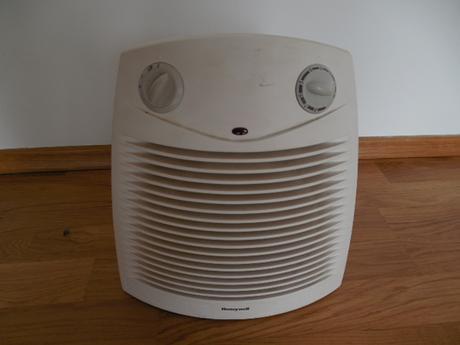 ventilátorový ohrievač,