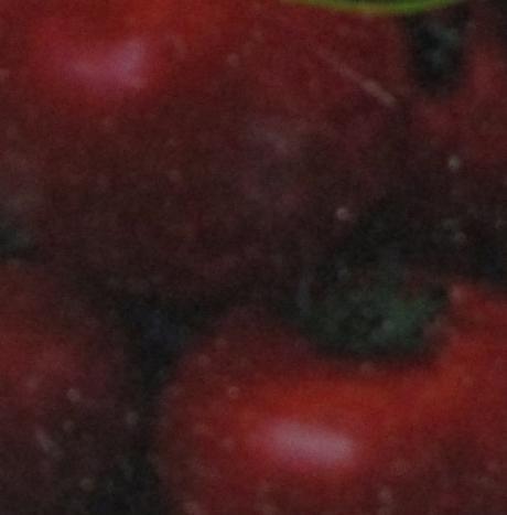 Guľaté rajčiny,