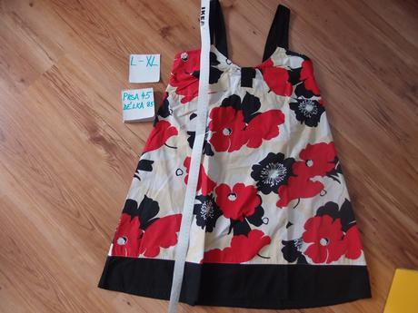 Šaty, XL