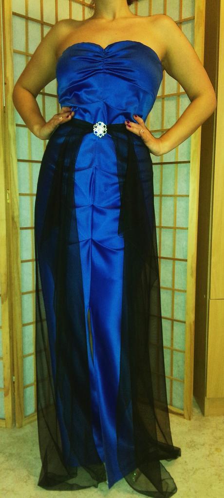 Popolnočné, spoločenské šaty, 36 - 38, 38