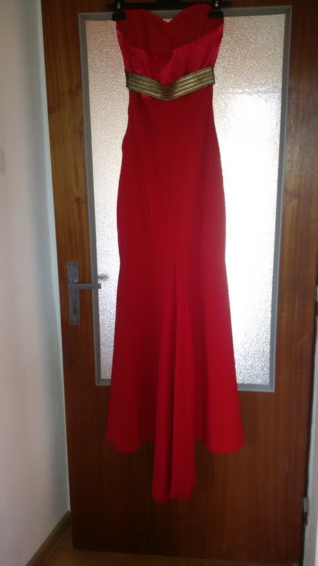 Popolnočné, spoločenské šaty, 36