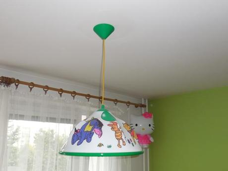 Svetlá do detskej izby,