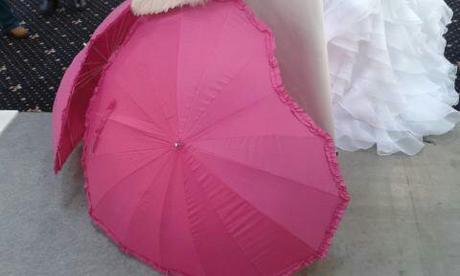 Cyklaménový dáždnik,