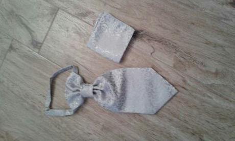 Pánska vesta,kravata,vreckovka, 58