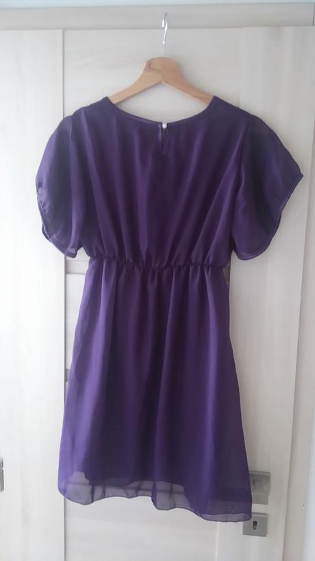 Šaty, 1x oblečené, veľ. S/M, 36