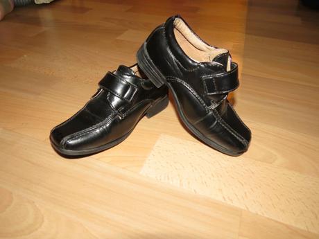 Chlapecké společenské boty vel.26, 26