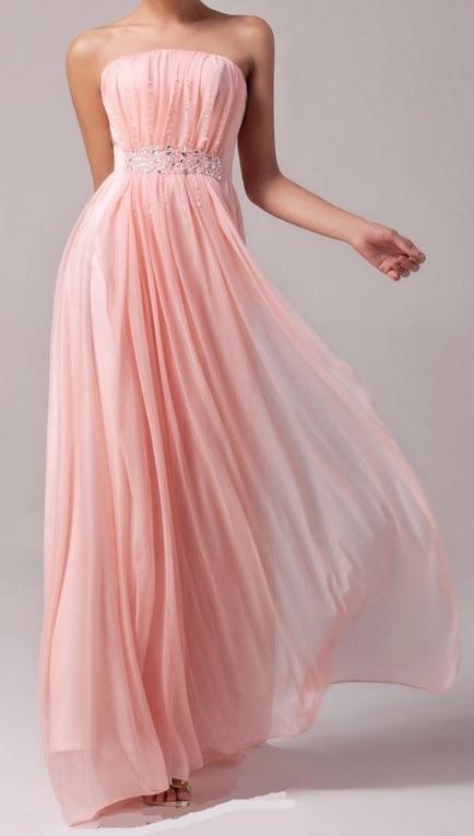 Společenské lososové šaty na malou postavu, 42
