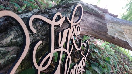 Dvě jména na míru ( kolaudace, svatby, oslavy),