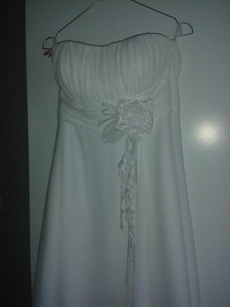 Svatební šaty vel. 36,38, 36