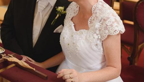 Svadobné šaty (aj pre tehulky), 38