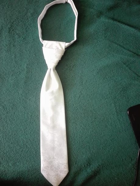 vesta, kravata + vreckovka, 50