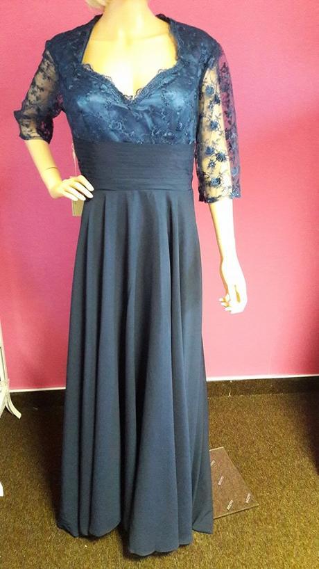 Elegantné spoločenské šaty, XL