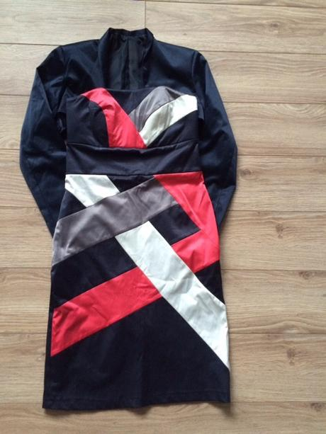 Korzetové šaty s bolerkom, 38