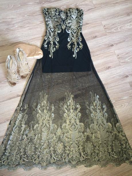Spoločenské šaty III., M