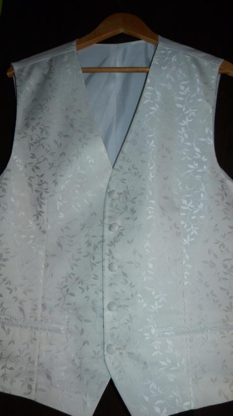Pánska vesta, kravata ,vreckovka, 54