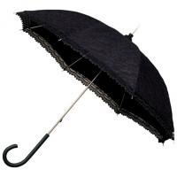 Krajkový deštník pro nevěstu,